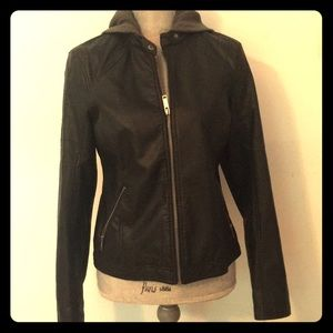 Brand New American Eagle Fall Leather Jacket